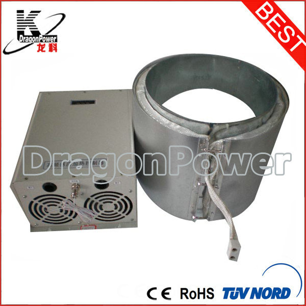 Energy saving pvc pipe heater