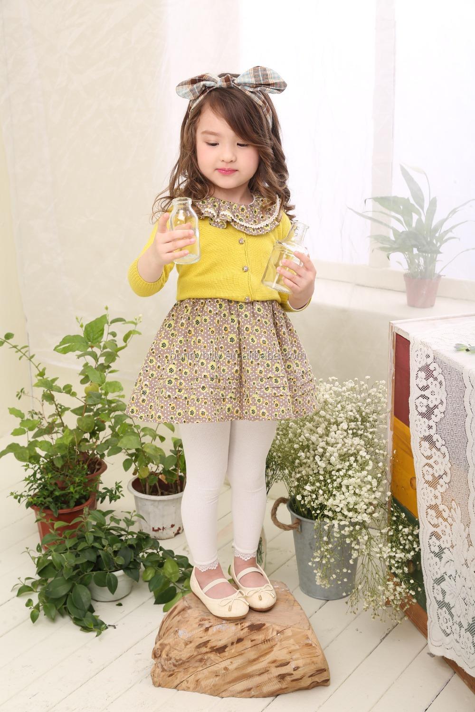 73b916d89ec2 Lovely Winter Baby Girls Dresses