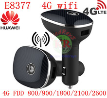 unlocked 4g car wifi router Huawei CarFi E8377 4g fdd LTE Hotspot mifi dongle 4G LTE Cat5 Car Wifi modem pk y855 e589
