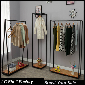 America Export Supermarket High End Clothing Store Rack Display Furniture -  Buy High End Clothing Rack Display Furniture,High End Clothing Rack
