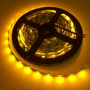 RGB+WW / W 12/24v 14.4w CCT changeable tape Ribbon stripe light dc12v LED strip light 60leds