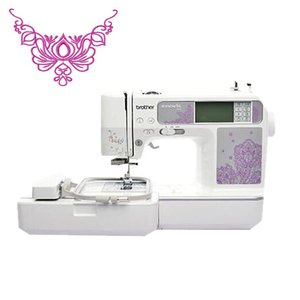 Portable embroidery and sewing machine computerized embroidery and sewing machine with best price