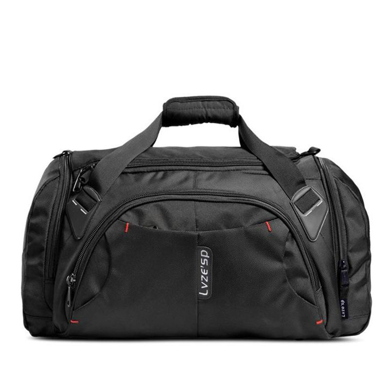 Get Quotations New Gym Sports Bags Men Waterproof Bag Women Outdoor Sportbag Travel With Shoe Compartment
