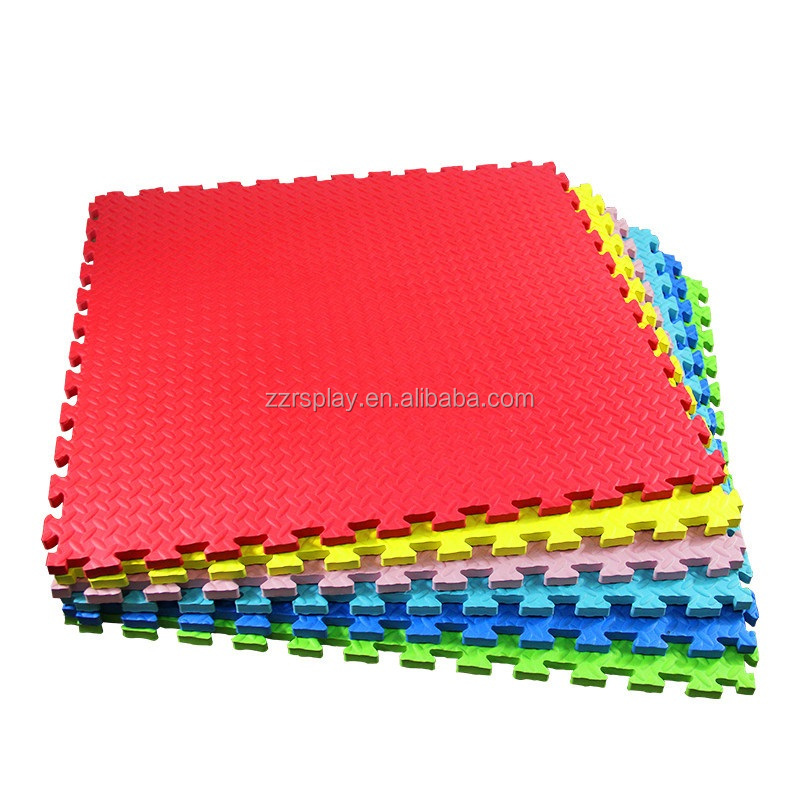 Kindergarten and Playground Children Soft Play EVA Ground Mats