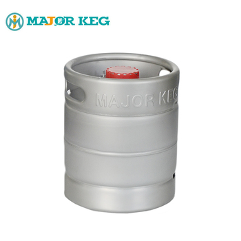 2 Gallon Keg AISI 304 Stainless Steel 7.62L Beer Keg For Sale