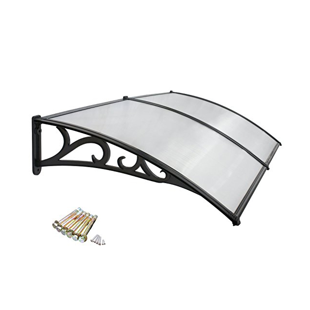 Fashion new design plastic dutch awning