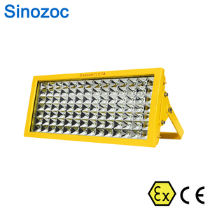 China supplier hot selling Atex IP66 outdoor explosion proof led flood light 200 watt