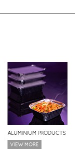 테이크 아웃에 oven safe fast food take out 일회용 aluminum 호 일 container