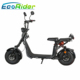 EEC electric scooter remove 60V battery 1500W citycoco electric scooter with big wheels