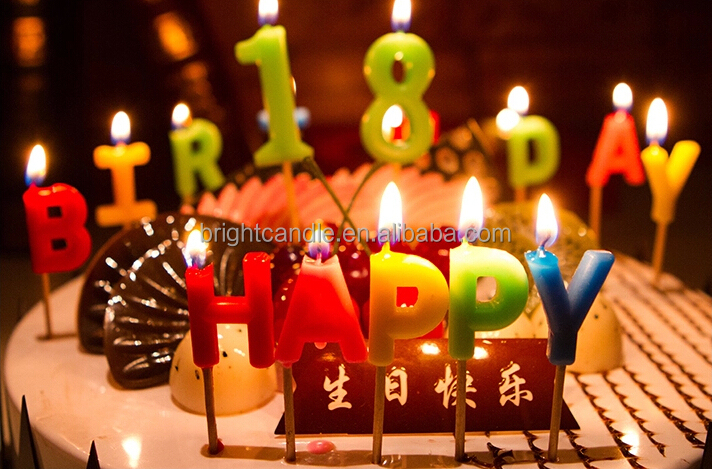 Birthday Candles Candle Suppliers