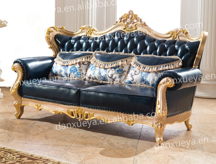 DanXueYa french classic sofa/italian sofa designs classic/sofa set designs  and prices, View latest sofa designs 2014, DanXueYa Product Details from ...
