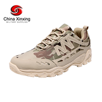 Xinxing Military Camouflage Outdoor Sports Shoes for Army and Police TS01