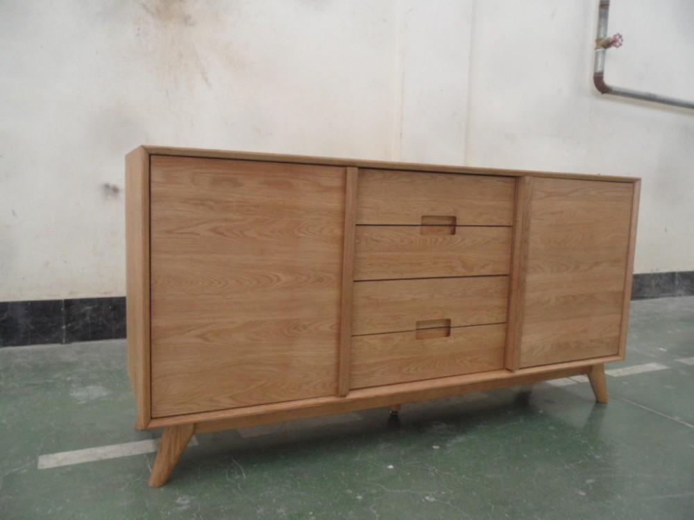 Discount Living Room Wood 2 Door Storage Cabinet Furniture