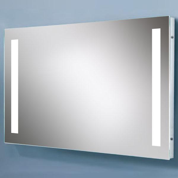 Espejo Led Baño | Espejo De Pared Ip44 Led Espejo Retroiluminado De Bano Del Hotel