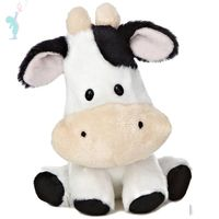 Alibaba China Factory OEM Cow Plush Toys