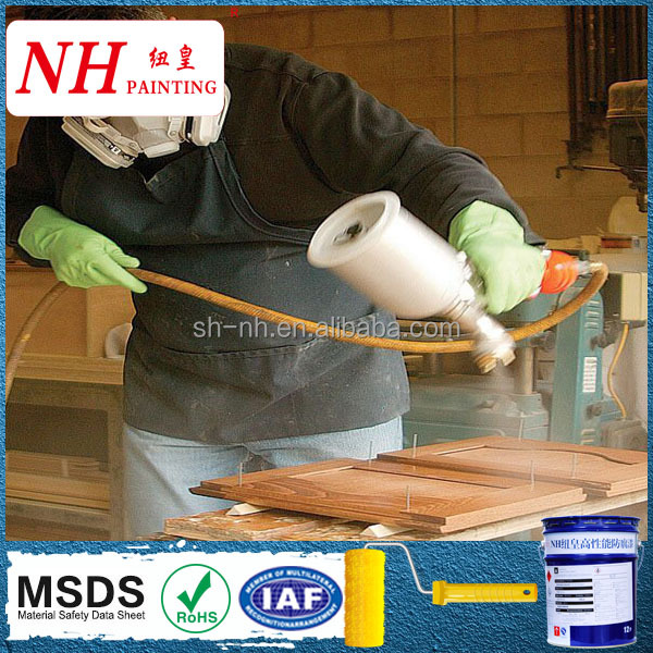 high gloss wear-resistant wood varnish