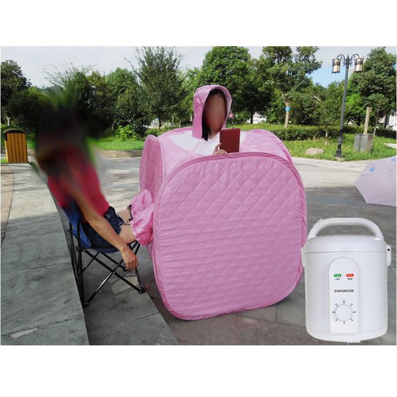sauna portable promotion achetez des sauna portable promotionnels sur alibaba group. Black Bedroom Furniture Sets. Home Design Ideas