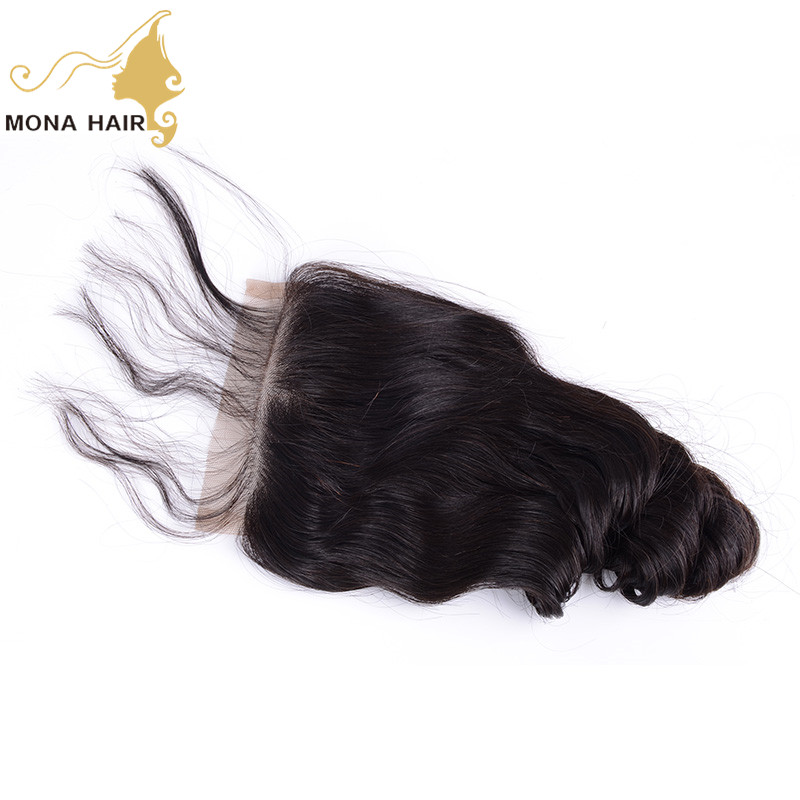 super wave lace closure wholesale price peruvian hair with closure
