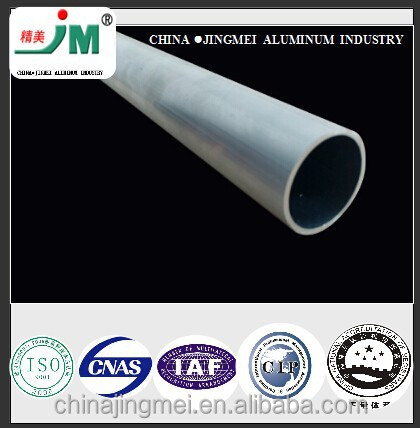 7075/7050/7055 T74/T651 aluminum pontoon tube