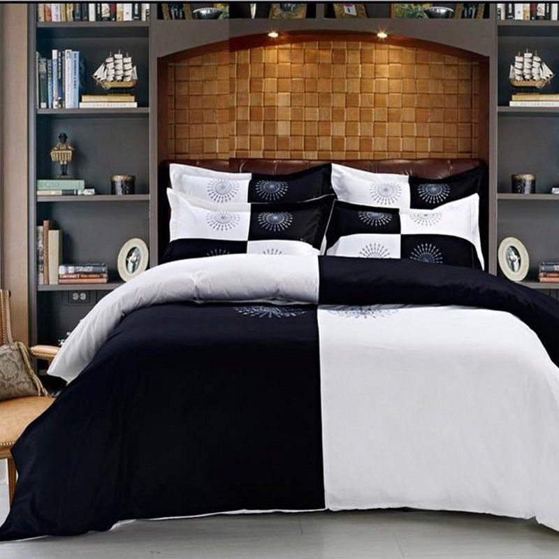 achetez en gros white paisley duvet cover en ligne des. Black Bedroom Furniture Sets. Home Design Ideas