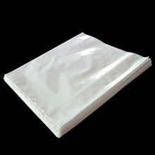 low cost polyurethane pouch flat plastic bags