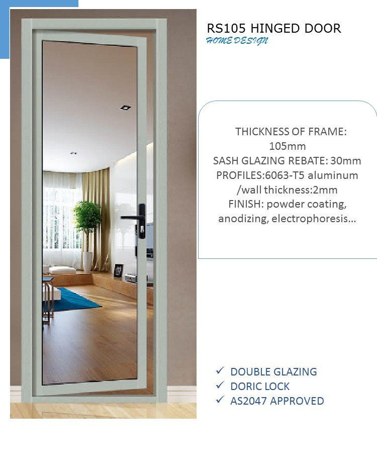 Commercial aluminum double swing doors buy double swing door double swing glass door aluminum - Commercial double swing doors ...