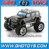 Turbo 4ch remote control emulation SUV car with light