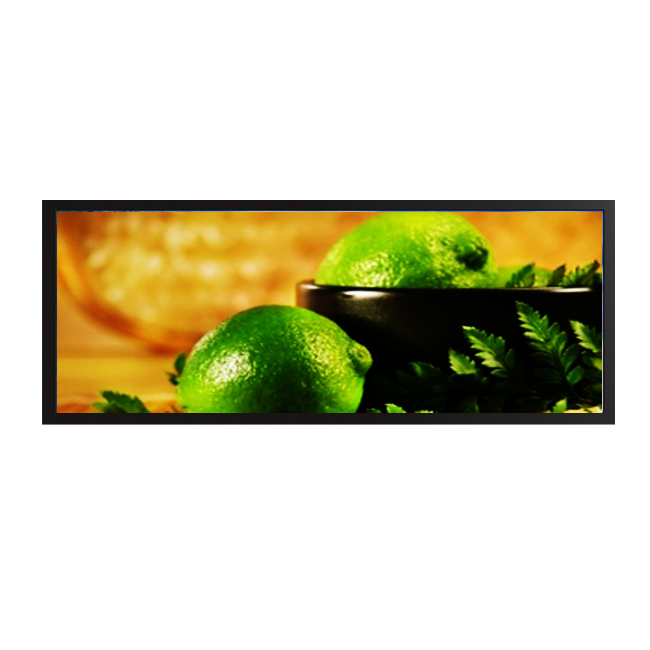 "HD 29"" 3000 nit Contrast TFT LCD Display for Multimedia Information"