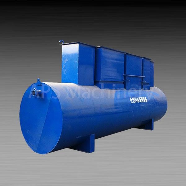 Mini Wastewater Treatment Plant : Efficient water treatment machine for mini sewage