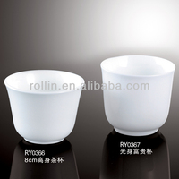 best-selling chinese white porcelain tea cup
