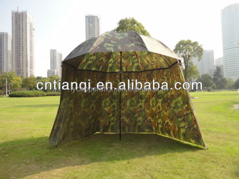 Camouflage Camo Beach Umbrella