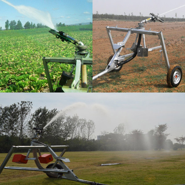Automatic Big Water Rain Sprinkler Gun For Agriculture