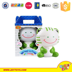 Touching learning machine story teller for children with memory card