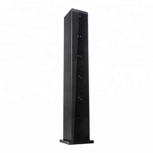 2.1ch Hifi Tower Speaker Powered Standing Speakers Active Sound Box Professional