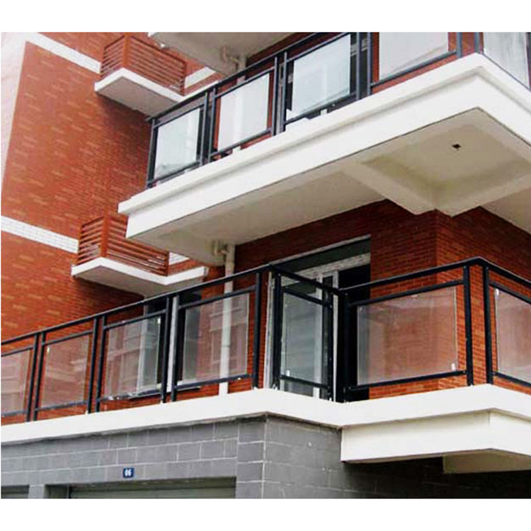 Modern Balcony Stainless Steel Glass Railing Design Buy Balcony