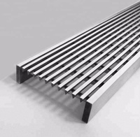 Custom Stainless Steel Grill Grates High Quality Heel Guard Popular Drain Grating Cover