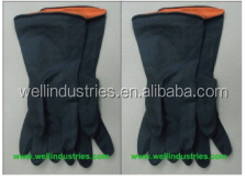 Latex Industrial Gloves