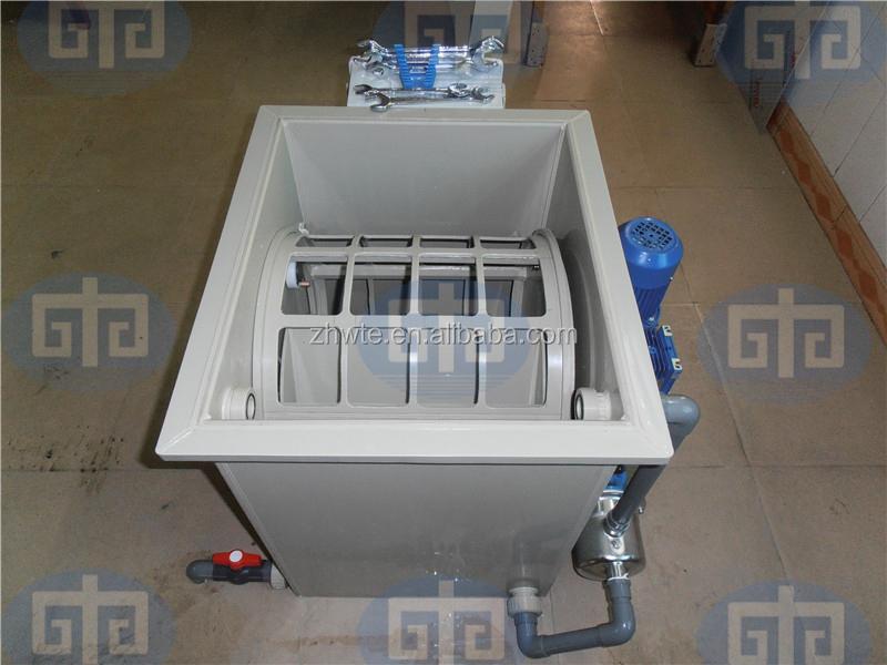 Rotary drum filter koi pond buy rotary drum filter koi for Koi pond sand filter