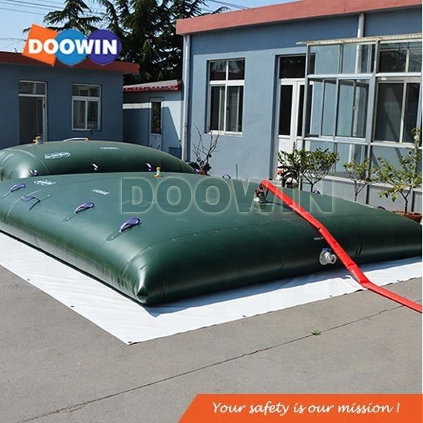 PVC/TPU Flexible Collapsible Bulk Storage Pillow Tanks