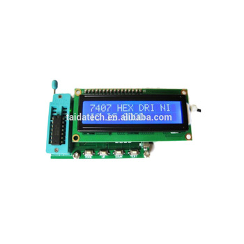 Ic 74 40 Series Touch Screen Digital Ic Tester Module Tes200 - Buy  Tes200,Ic Tester,Digital Ic Tester Product on Alibaba com