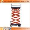Mobile hydraulic Scissor elevator/ lift table / lifter