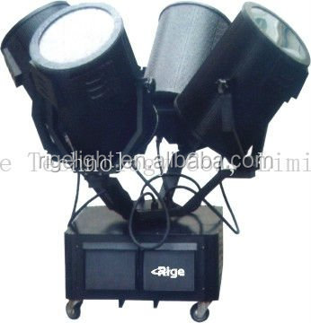Outdoor Four Heads Sky Searchlight