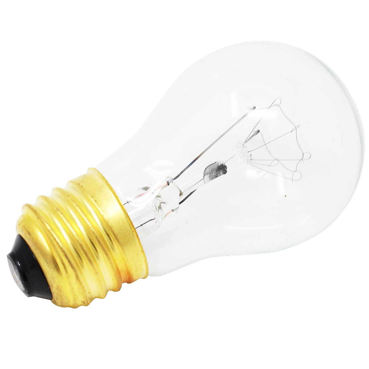 Replacement Light Bulb for Frigidaire FGEF3032KWB Range / Oven - Compatible Frigidaire 316538901 Light Bulb