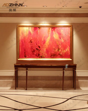 Wholesale Simple Modern hotel furniture lobby Console table