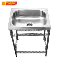6248 Best-selling metal sink basin bathroom sink