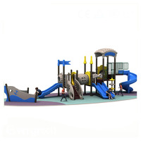 Good quality pirate ship adventure children outdoor playsets, amusement outdoor playground items