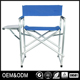 Super light steel tube director chair online with pocket/folding picnic chairs
