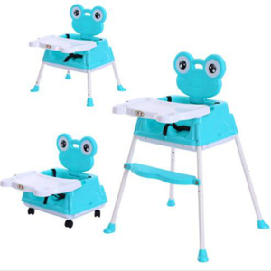 China promotion item high quality baby dinning high chair/2018 new baby highchair for sale