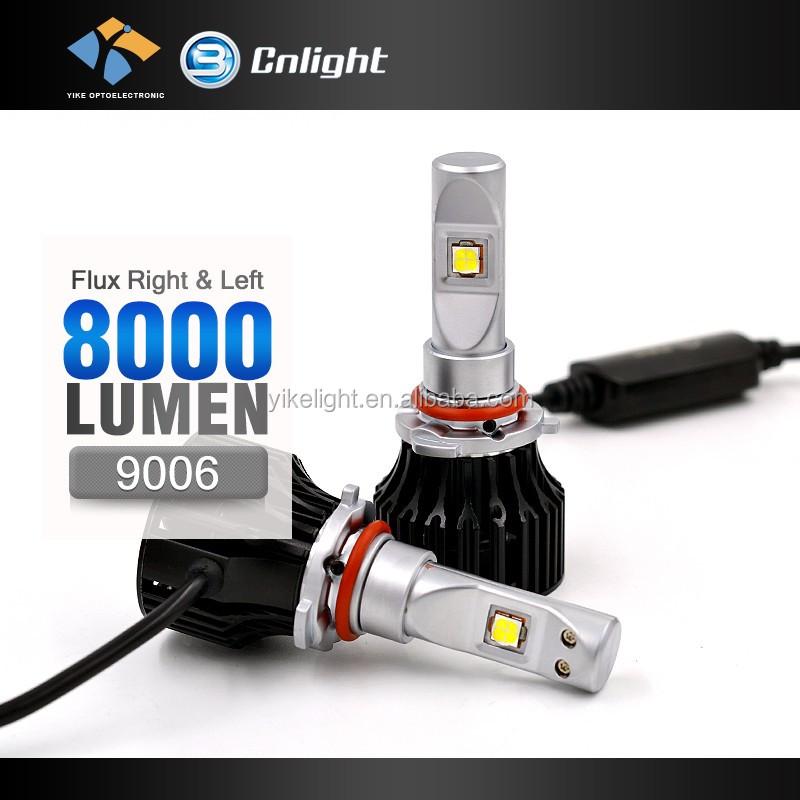 Yikelight Cnlight 35 W 9006 hb4 sostituire hid bi kit xenon kit 12 v 4000 lumen ha condotto la lampadina Produzione produttori, fornitori, esportatori, grossisti