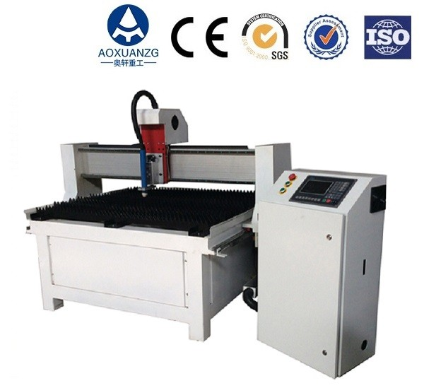 Low Cost CNC Plasma Cutting Machine for Sheet and Tube Metal